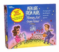 MENS ARE FROM MARS, Women Are From Venus - The Game - $9.50