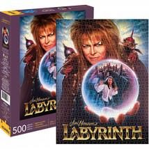 Labyrinth 500 Piece Puzzle Blue - $25.98