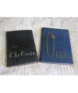 1948 & 1950 Grove City College Pennsylvania School OUIJA yearbooks - $19.82