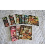 McCall's Cookbook Collection 1965 Index Plus 11 Replacement Books - $14.87