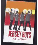 THE JERSEY BOYS Las Vegas Playing Cards, Brand New - $6.95