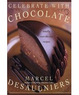 Celebrate with Chocolate: Totally Over-the-Top Recipes (used hardcover) - $12.00