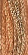 Pumpkin Patch (0530) 6 strand hand-dyed cotton floss Gentle Art Sampler ... - $2.15