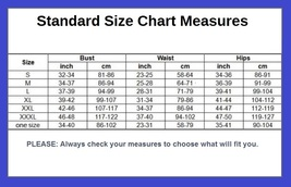 S 3x standard chart measures thumb200