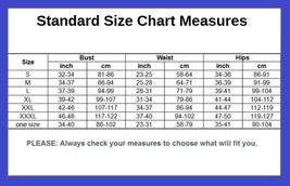 S 3x standard chart measures thumb200