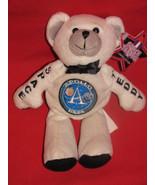 plush SPACE TEDDYSBEAR APOLLO NASA 1ST GENERATION SHOOTING STAR KENNEDY ... - $9.89
