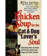 Chicken Soup for the Cat & Dog Lover's Soul (used paperback) - $7.00