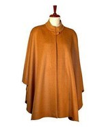 Cape, wrap Babyalpaca wool,Poncho as outerwear - $252.00