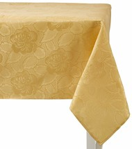 Regal Home Collections Laura Rose Damask Oblong Rectangle Tablecloth, 60... - €14,42 EUR
