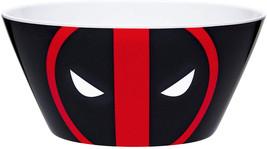 Zak Designs DEPD-0361 Marvel Comics Kid's Soup Bowl, 27 oz, Deadpool - $13.61