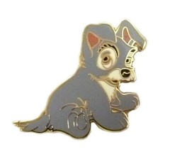 Walt Disney Trading Pin 2001 8767 Scamp Lady and the Tramp Puppy Collect... - $29.37
