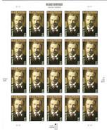 2008 41c Charles W. Chesnutt, Black Heritage, Sheet of 20 Scott 4222 Min... - £12.48 GBP
