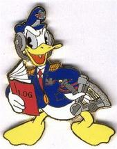 Disney Auctions P.I.N.S Donald Duck Navigator Pin/Pins - $33.66