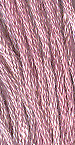 Jasmine (0890) 6 strand hand-dyed cotton floss Gentle Art Sampler Threads GAST