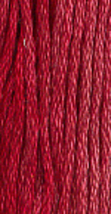 Holly Berry (0311) 6 strand hand-dyed cotton floss Gentle Art Sampler Threads - $2.15