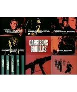 GARRISON'S GORILLAS TV Complete WWII Series+the Unaired Pilot~Ron Harper... - $55.43
