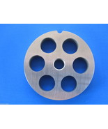"""#12 x 5/8"""" holes STAINLESS Meat Food Grinder Mincer Chopper plate disc s... - $15.59"""