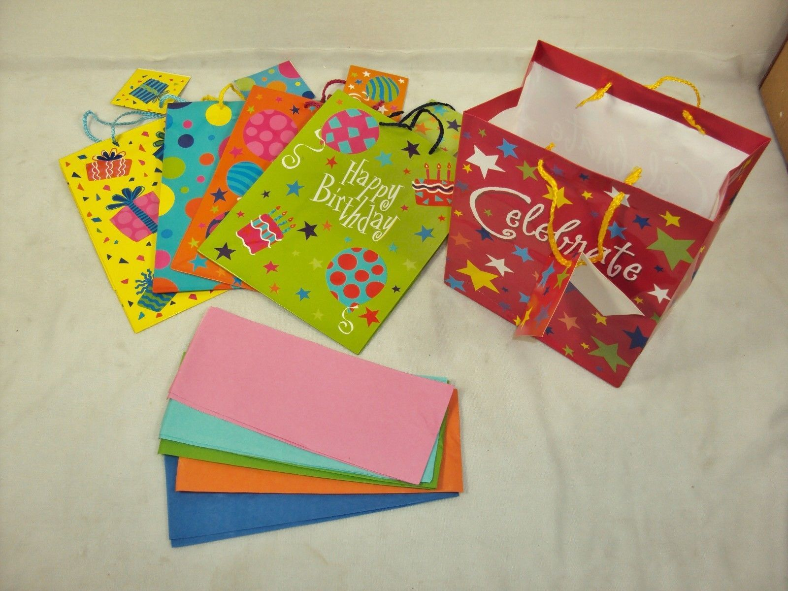 American Greetings Gift Bag 9 Listings
