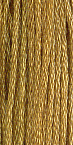 Primary image for Grecian Gold (0460) 6 strand hand-dyed cotton floss Gentle Art Sampler Threads