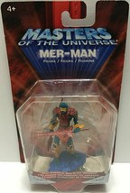 Masters Of The Universe Mer-Man He-Man Action Figure by Mattel NIB - $19.79