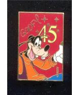Disney Goofy  DLR  45th Anniv Signature Series Pin/pins - $34.99