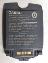 OEM Casio Standard Battery BTR711B G'z One Boulder Verizon C711 800mAh - $7.99
