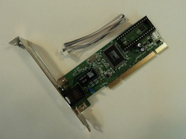 SMS PCI Fast Network Adapter 10/100Mbps Part Nu... - $17.62