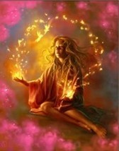 Haunted Female Watcher Djinn Power No Evi Lrids Bad Past Live Knowledge Dream - $22.99