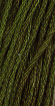 Forest Glade (0190) 6 strand hand-dyed cotton floss Gentle Art Sampler Threads - $2.15