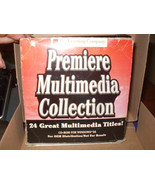The Learning Company Premiere Multimedia Collection Software Bundle 24 t... - $1.00
