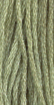 Evergreen (0150) 6 strand hand-dyed cotton floss Gentle Art Sampler Threads GAST - $2.15