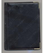 Black Eelskin 16 Card Carrier - $5.00