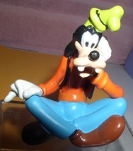 Disney Goofy sitting Indian style cake topper PVC Figurine - $12.59