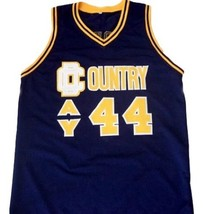 Chris Webber Country Day Basketball Jersey Sewn Navy Blue Any Size image 4