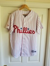 Throwback Billy Wagner Philadelphia Phillies #13 Jersey - Men's Large - $39.59