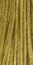 Cornhusk (0450) 6 strand hand-dyed cotton floss Gentle Art Sampler Threads GAST - $2.15