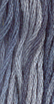 Cornflower (0250) 6 strand hand-dyed cotton floss Gentle Art Sampler Threads - $2.15