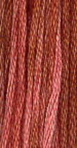 Copper (0520) 6 strand hand-dyed cotton floss Gentle Art Sampler Threads GAST - $2.15