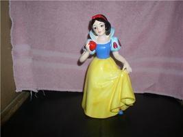 Disney Snow White and seven Dwarfs Snow White Porcelain Figurine made in... - $48.37
