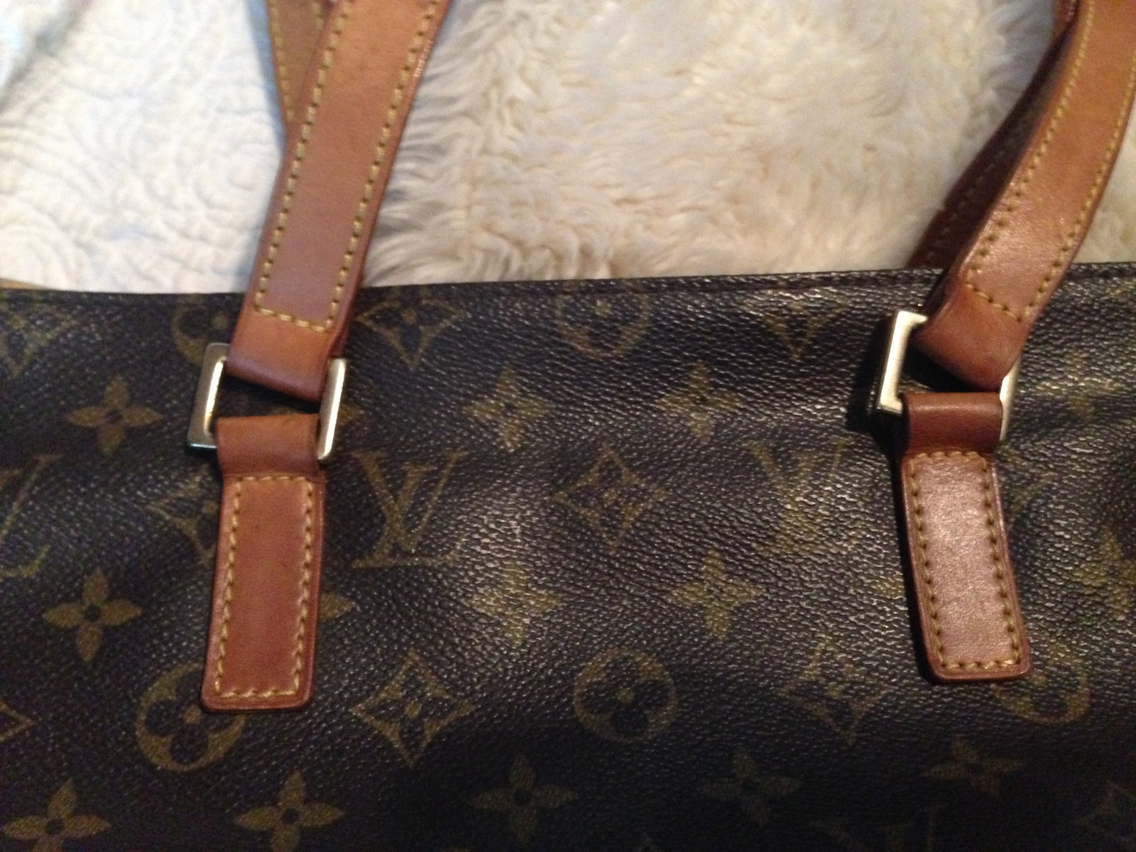 Louis Vuitton Tote Bag  - Piano