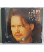 CD Standing On The Edge John Berry - $4.50