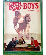 The Open Road for Boys, October 1938, Football - FULL MAGAZINE - $39.59
