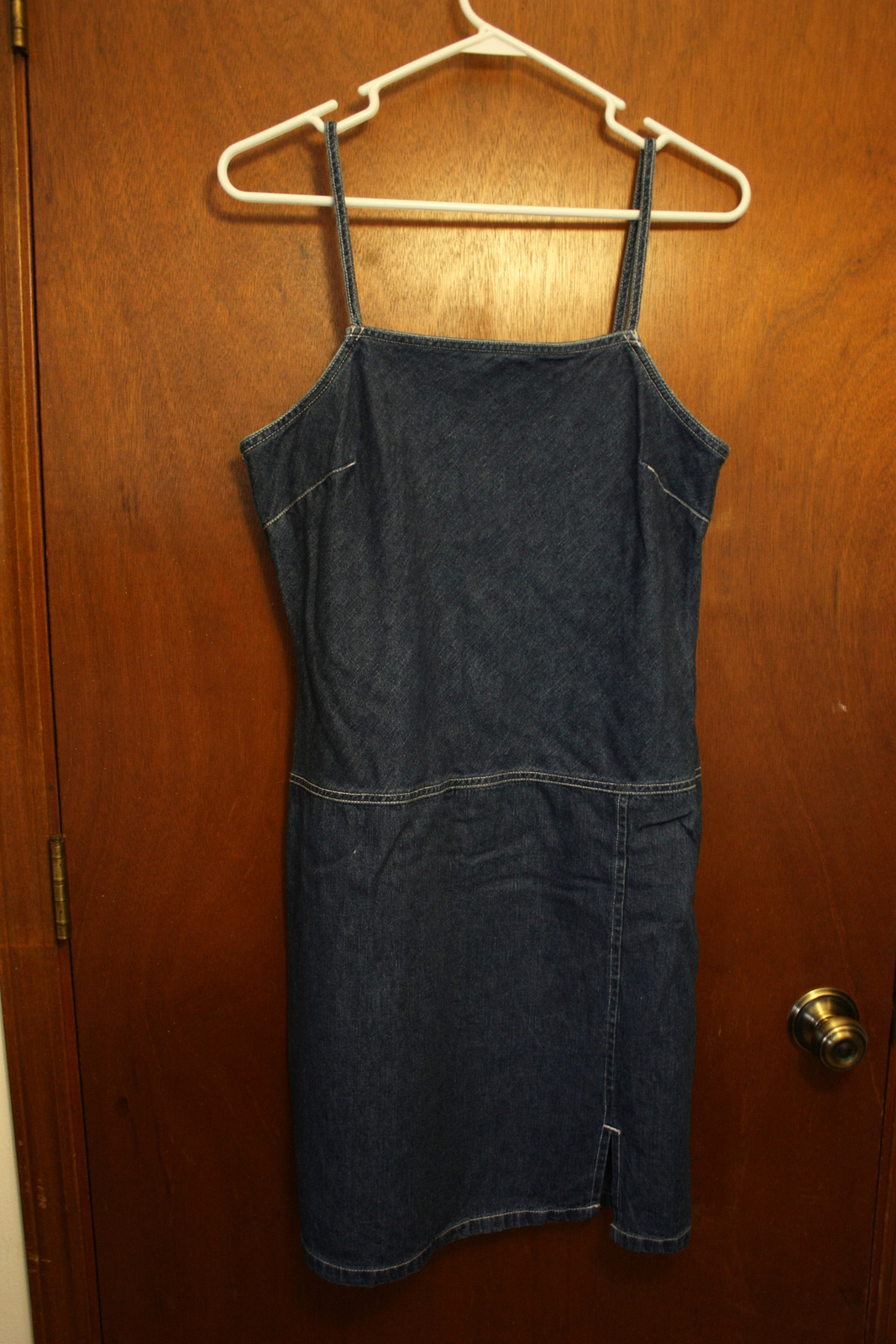 Primary image for Faded Glory Denim Dress - Size Medium (8/10)