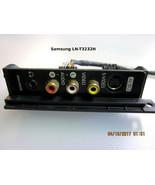 SAMSUNG LN-S4041D LN-T3232H Side AV Video Board Assembly BN41-00625A wit... - $9.71