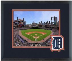 Comerica Park 2014 Home of the Detroit Tigers (Day or Night Photo) - $42.95