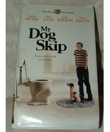 MY DOG SKIP 2000 Hard Clamshell Case VHS Tape - $9.90