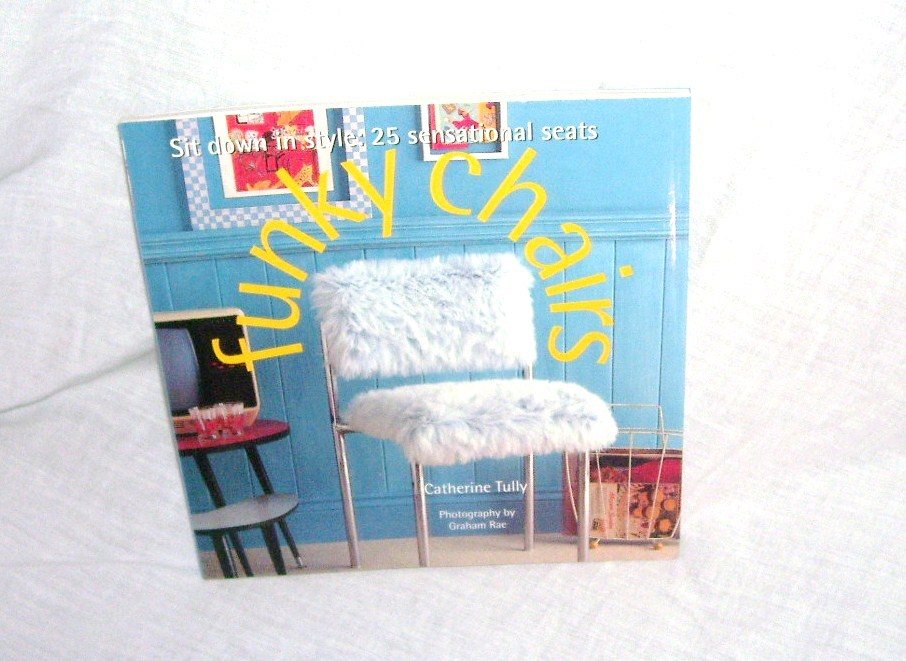 Funky chairs book