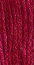 Cherry Wine (0330) 6 strand hand-dyed cotton floss Gentle Art Sampler Threads - $2.15