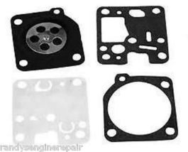 Oem Zama Gasket & Diaphragm Carb Kit Gnd 52 Gnd52 For Echo Trimmers Blowers  - $14.99