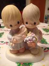 2004 Precious Moments Blessed With A Miracle #120110 Retired Rare Brand New - $34.99